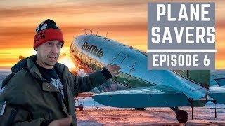 "Plane Savers E6 ""The Fabric That Holds Us Together"""