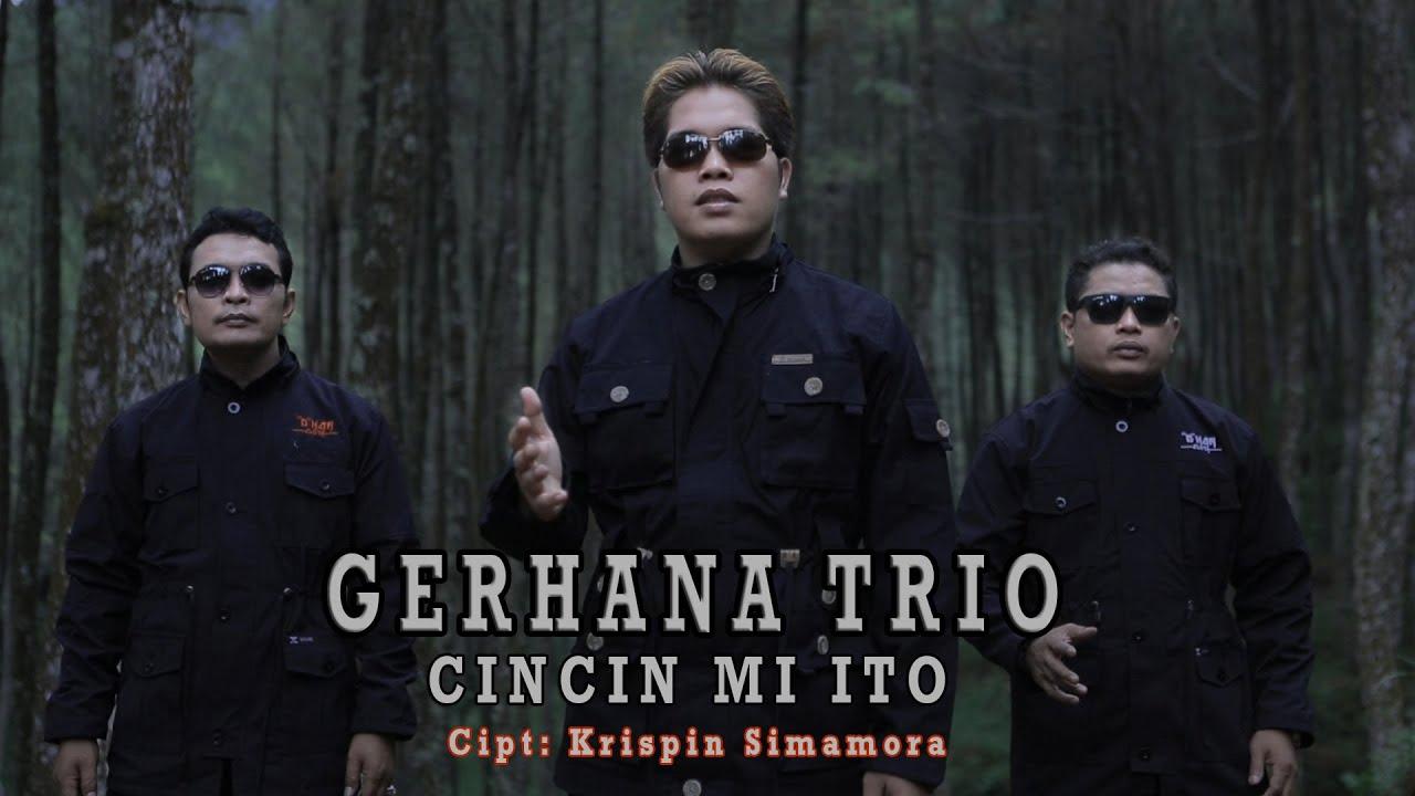 GERHANA TRIO - TITTIN MI ITO