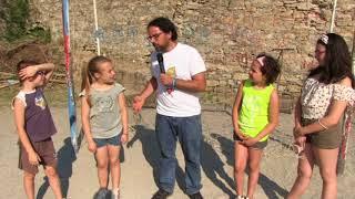 #StradeDorate: domenica 22 luglio 2018 Don Roberto Fiscer commenta il Vangelo per i ragazzi