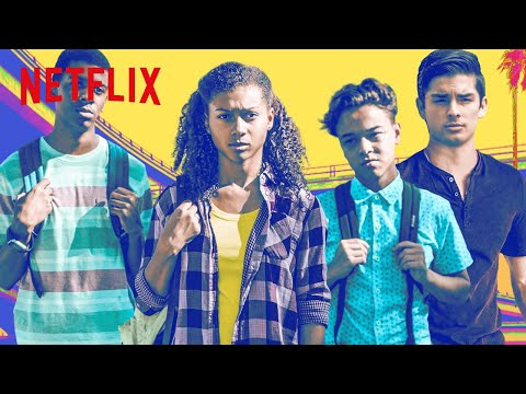 On My Block | Song: Bottle Rocket by Kovas (feat Domo Genesis & Amber Ojeda) | Netflix
