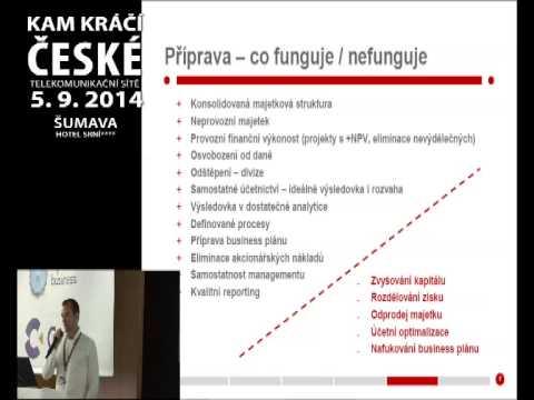 Jakub Křížek - Venture Investors Corporate Finance - Jak připravit ISP ke koupi?