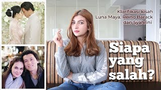Download Video SIAPA YANG SALAH??? |  Klarifikasi kisah Reino Barack, Luna Maya, Syahrini  (Sarah's Opinion) MP3 3GP MP4