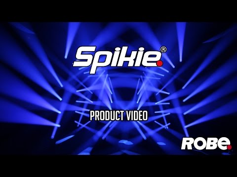 ROBE lighting - Spikie product video - YouTube f210f61f0