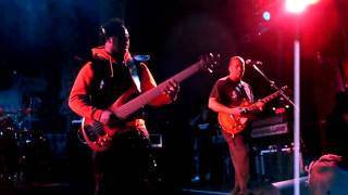 Infectious Grooves performing Punk It Up live @ House of Blues Hollywood  11-24-2010