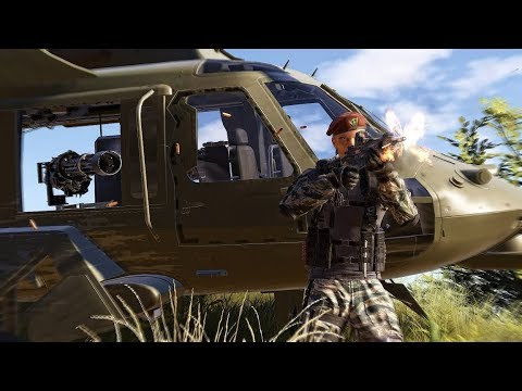 Holt Chronicles: USAF Combat Control Team Roleplay