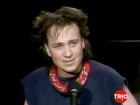 Bobcat Goldthwait's TV Debut Age 20
