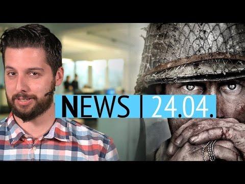 Call Of Duty WW2 Mit Koop-Kampagne - Red Dead Redemption V Wird Eingestampft - News