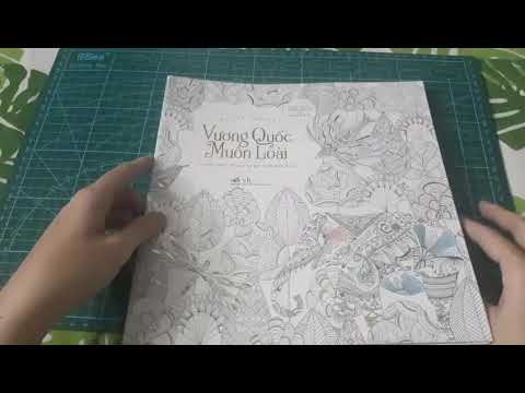 Animal Kingdom Coloring Book Review