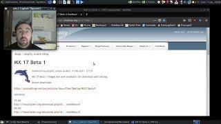MX Linux 17 bêta 1 : un premier aperçu de la nouvelle MX Linux...
