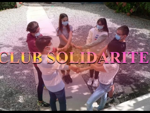 Club solidarité 2020-21