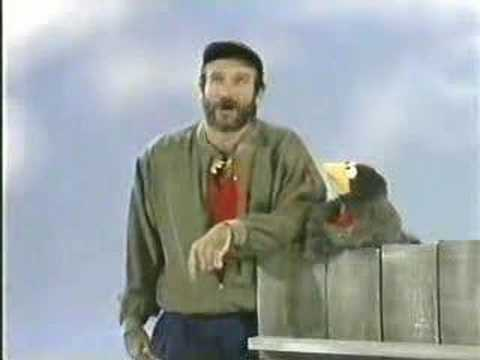Classic Sesame Street - Two Robins