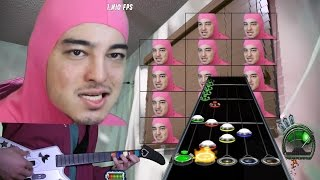STFU (Pink Guy) on Guitar Hero! (Filthy Frank ) +Download