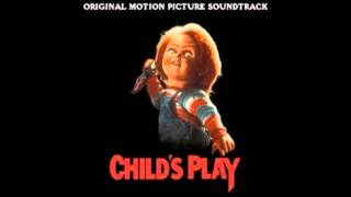Chucky´s Animated Theme- Original Child's Play Soundtrack thumbnail