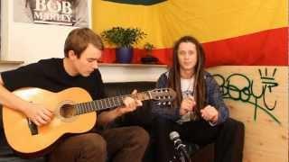 Mic Key Dreadalist   Stop di War acoustic version