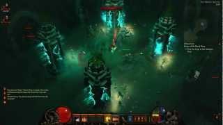 Diablo 3 EU Beta Gameplay Part 1