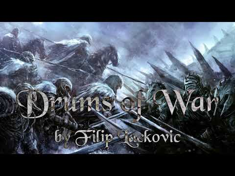 Celtic Battle Music - Drums of War