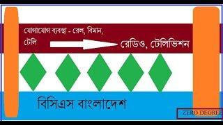 BCS Bangladesh  Affairs : Communication system