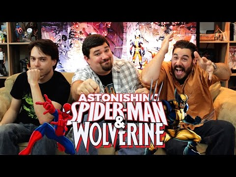 ASTONISHING SPIDER-MAN AND WOLVERINE | Back Issues