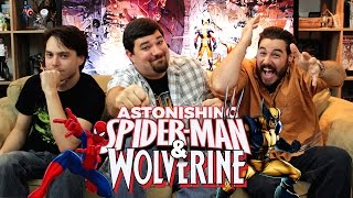 Astonishing Spider-Man and Wolverine - Back Issues