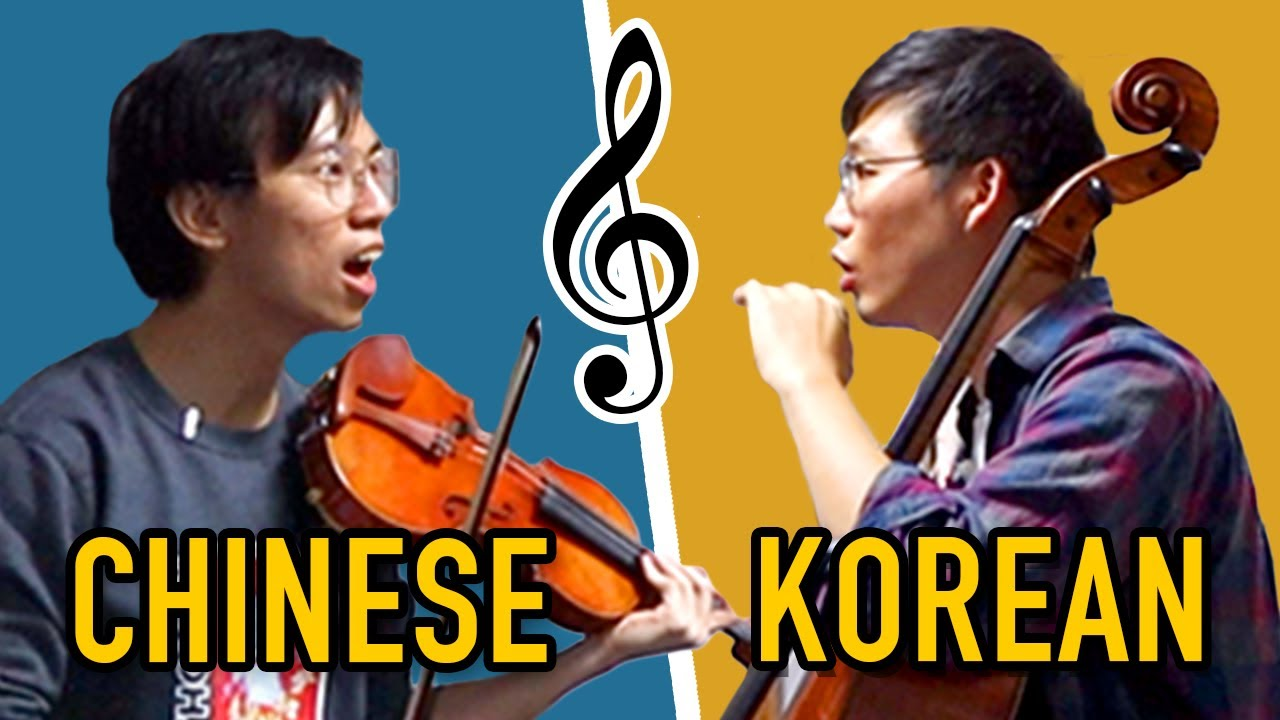 Rehearsing a String Quartet While Speaking Different Languages