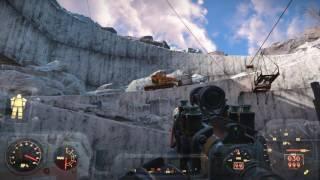 Fallout 4 Легендарное Оружие. Броня. Локации.