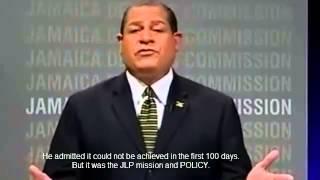 Who Conceptualized the Jamaica Debt Exchange (JDX)? thumbnail