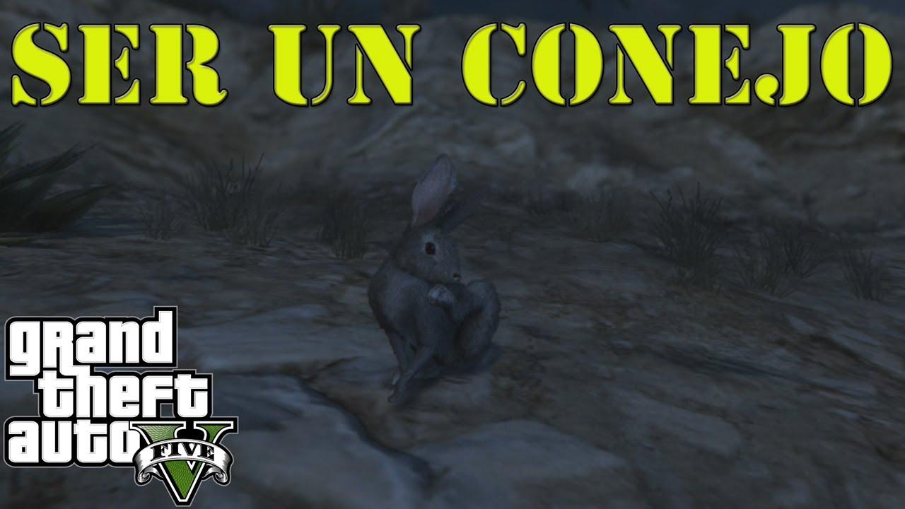 GTA 5: COMO CONVERTIRSE EN UN CONEJO, CERDO, PERRO *3 PEYOTES NUEVOS*