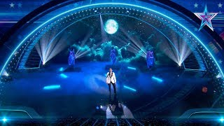 ¿Está la VOZ de DAVID GARCÍA a la altura de la SEMIFINAL? | Semifinal 4 | Got Talent España 5 (2019)