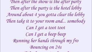 R Kelly- Ignition Remix with lyrics