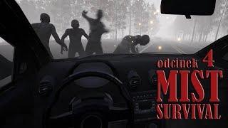Mist Survival #4 - Zepsułem samochód :(