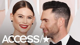 Adam Levine & Behati Prinsloo Welcome Baby Girl Geo Grace! | Access