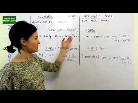 Урок Английского! A LOT OF, MANY, MUCH, SOME, ANY, LITTLE, FEW.