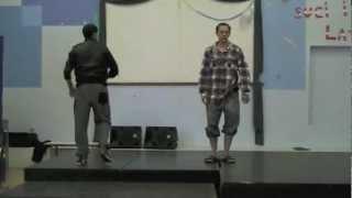 ВИДЕО-УРОК c флешмобов, которые прошли 8 и 9 сентября 2012