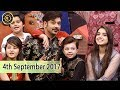 Salam Zindagi - 4th September 2017 - Top Pakistani Show