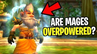 Are Mages Overpowered In Classic WoW?
