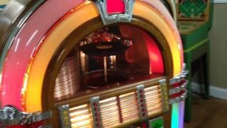 1947 wurlitzer jukebox 1015 restored/working