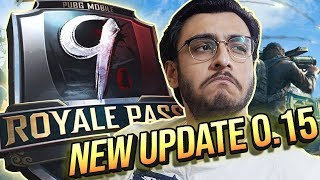 PUBG MOBILE LIVE: PAYLOAD MODE KAB AYEGA? NEW UPDATE 0.15, NEW CAR | RAWKNEE