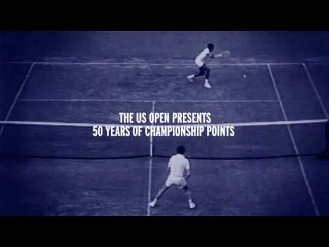 Every US Open Tennis Championship Point
