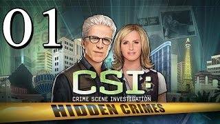 CSI: HIDDEN CRIMES WALKTHROUGH - Part 1 - Dress and Roses (iOS)