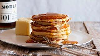 バターミルクパンケーキ―CAKES 18 〈NHK出版〉