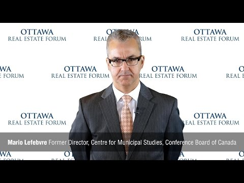 How Will the Ottawa Economy Perform Over the Next 15 Months? | Ottawa Real Estate Forum 2015