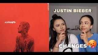 JUSTIN BIEBER - CHANGES   audio (REACTION)
