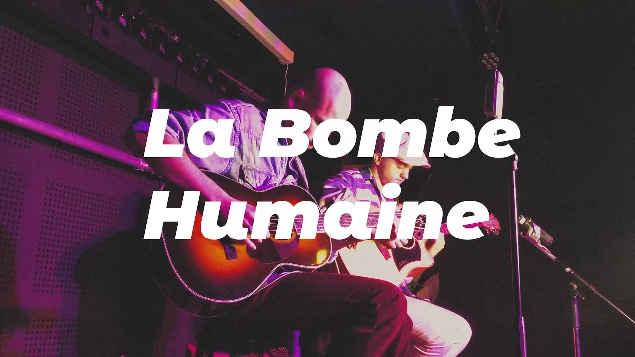 La Bombe Humaine - Téléphone (Cover)