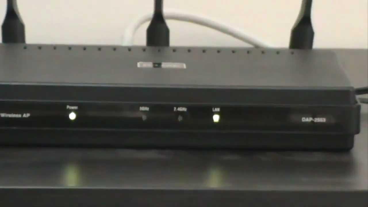 D-Link DAP-2553 Wireless AP Windows Vista 32-BIT