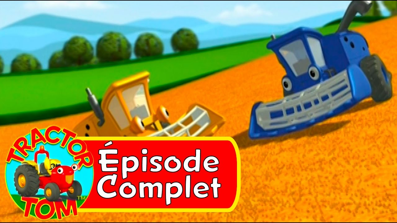 Tracteur tom 48 ami ou ennemi pisode complet fran doovi - Tracteur tom dessin anime ...