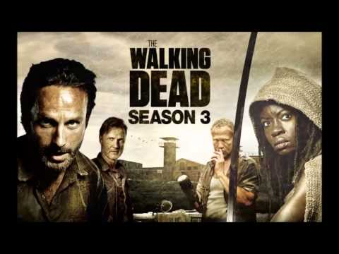 "The Walking Dead Season 3 New Trailer Soundtrack ""Last Man Standing"" with lyrics [HD]"