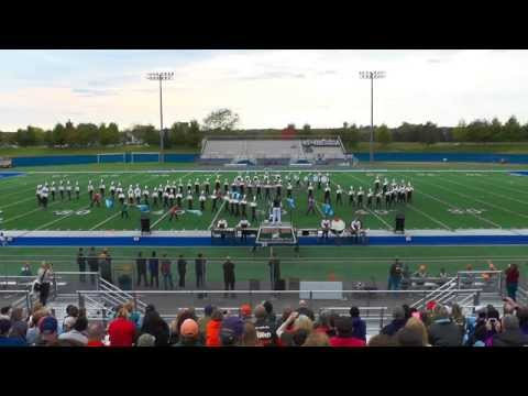 Best High School Marching Band Performance | Kettle Run High School Marching Band | VBODA Show 2015