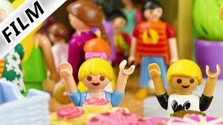 Playmobil Film deutsch   CHAOS beim SCHULFEST   Kuchen verkaufen für guten Zweck   Kinderserie Vogel
