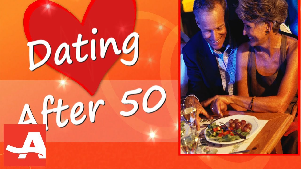 single after 50 and dating