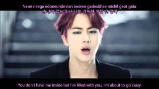 BTS (Bangtan Boys) - Danger Color Coded Lyrics [HAN/ROM/ENG] MV